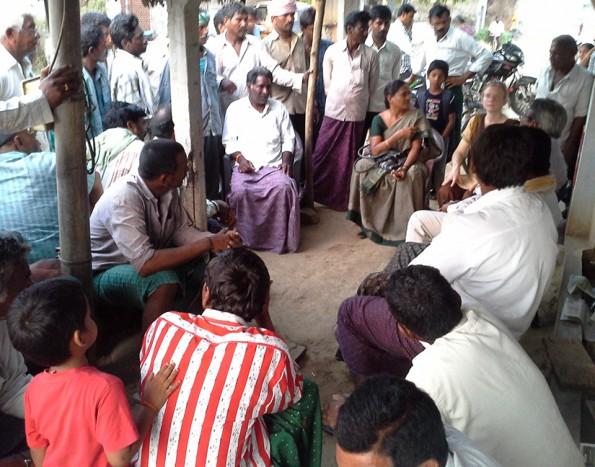 Modern Indian Farming teaching organic methods| Permaculture Internship | Living Ecology