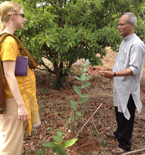 Living Ecology's Permaculture Internship Development